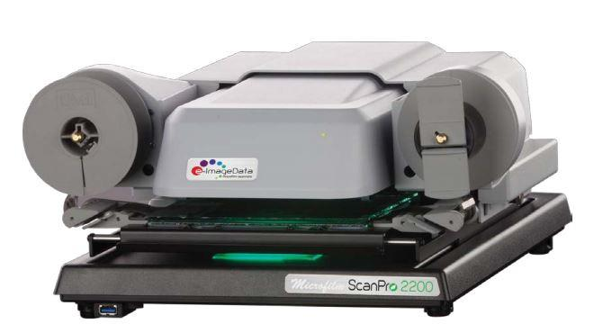 ScanPro 2200 Microfilm Scanner (Prices From €3,500)