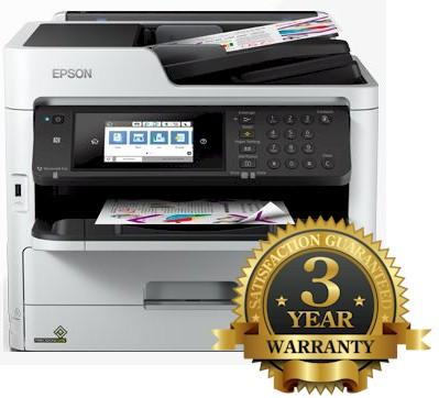 Epson WorkForce Pro WF-C5790DWF Multifunction Printer