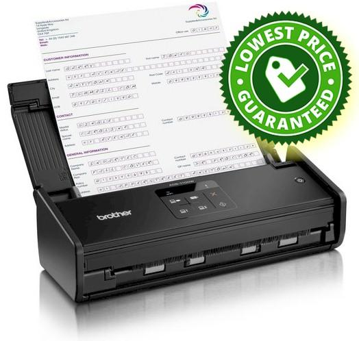 Brother ADS1100 Document scanner