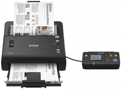 Epson Workforce DS860N A4 ADF Scanner