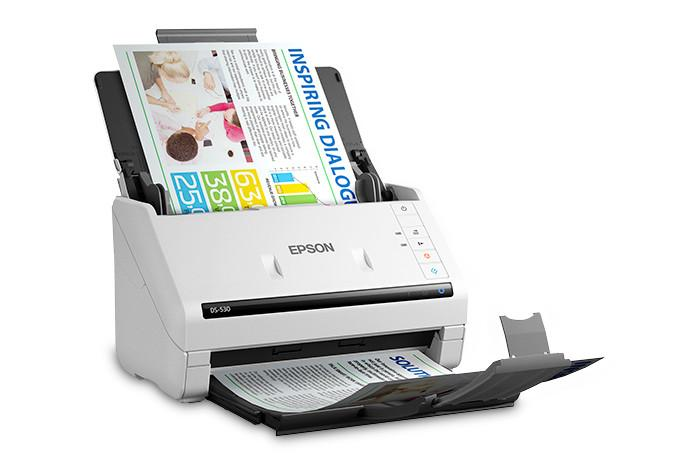Epson Workforce DS530 document scanner