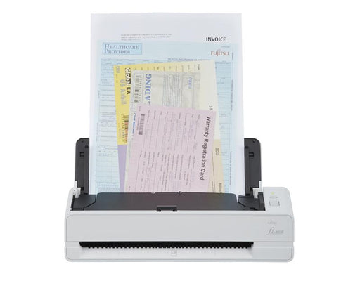 Fujitsu Fi800R ADF and Passport/ID scanner