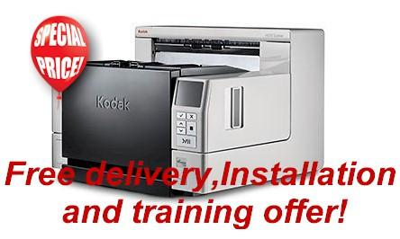 Kodak i4250 Production Scanner (Call For Discount)