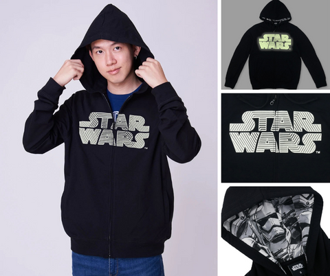 Jacket Star Wars Glow In The Dark