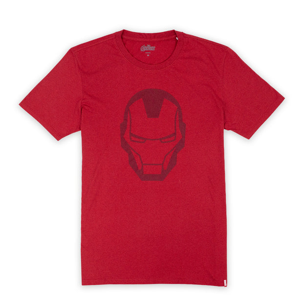 Avengers T-Shirt Anti Bacterial Lite (Iron Man)
