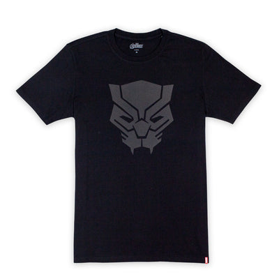 Avengers T-Shirt Anti Bacterial Lite (Black Panther)