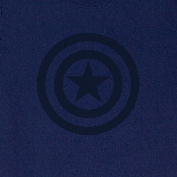 Avengers T-Shirt Anti Bacterial Lite (Captain America)