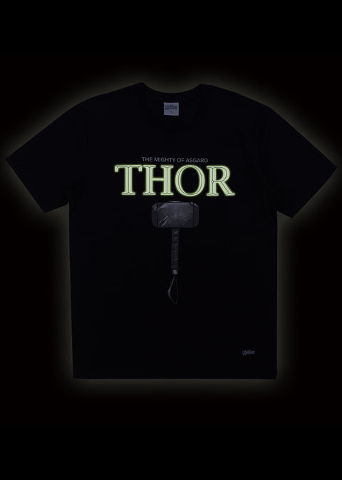 Avengers Glow In the Dark T-Shirt Thor,  Marvel - Characters Studio