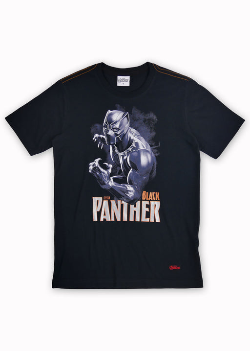 Avengers Graphic แบล็ค แพนเธอร์ Black Panther- Shirt