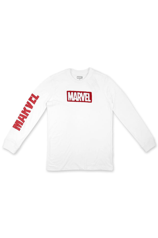 Avengers Marvel logo - Long sleeve