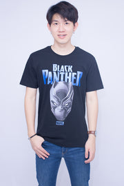Avengers Graphic แบล็ค แพนเธอร์ Black Panther- T-Shirt