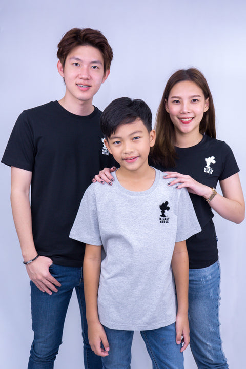 Women's Mickey Mouse family -T Shirt