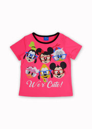 เสื้อยืดเด็ก มิกกี้เม้าส์ SUMMER ACTIVE Mickey Mouse - Kid T shirt,  Mickey Mouse & Friends - Characters Studio
