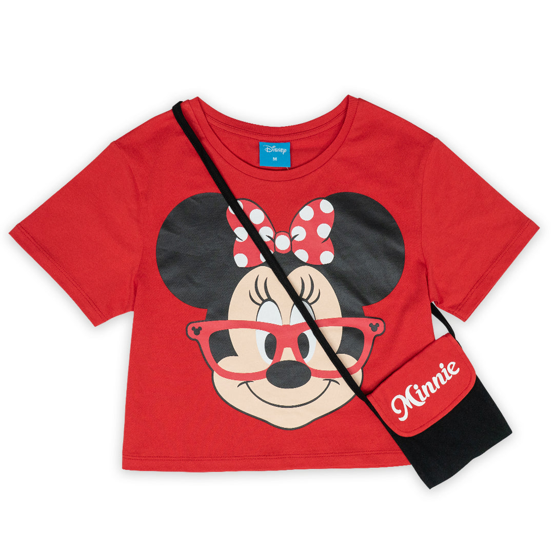 Disney Minnie Mouse Girls long sleeve tee t shirt top New with tags Free postage
