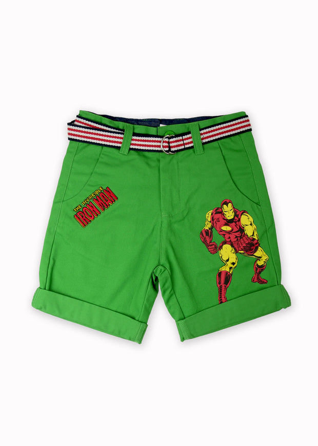 กางเกงขาสั้นเด็ก Marvel Kid - Shorts Iron-Man,  Marvel - Characters Studio