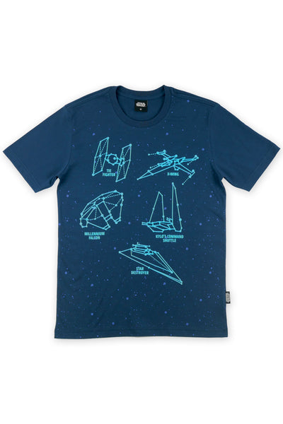 Men's Star Wars T-shirt,  Star Wars - Characters Studio