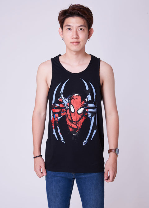 Spider Man TopTank Top,  Marvel - Characters Studio