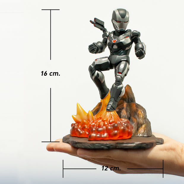 "Marvel's Avengers Endgame Premium PVC ""War Machine"" หุ่นฟิกวอร์มะชีน"