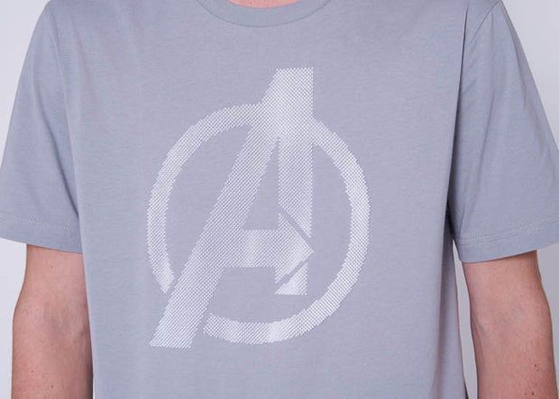 Avengers Glow In The Dark  T-Shirt,  Marvel - Characters Studio