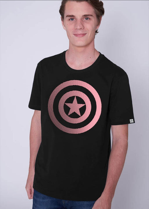 Avengers Glow In The Dark T-Shirt-T-Shirt-Marvel-Characters Studio