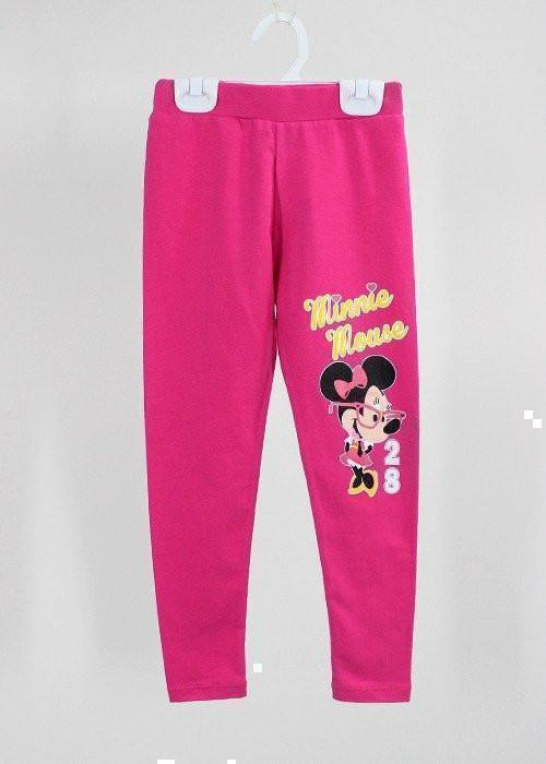 เลคกิ้งเด็ก มิกกี้เม้าส์ Mickey Kid - Leggings-leggings-Mickey Mouse & Friends-Pink-S-Characters Studio