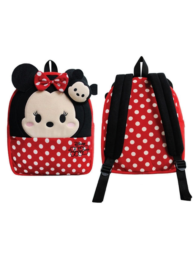 กระเป๋าเป้ซูมซูมมินนี่ Disney Tsum Tsum Minnie Backpack-Backpack-Mickey Mouse & Friends-Characters Studio