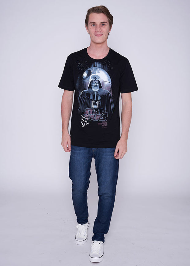 Men's Star Wars Darth Vader T-shirt,  Star Wars - Characters Studio