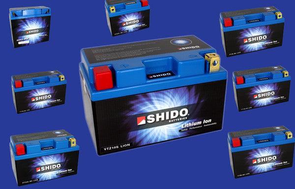 Lithium/LiFePO4 Lightweight Racing/Road Battery
