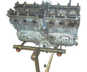 Universal Engine Servicing Stand