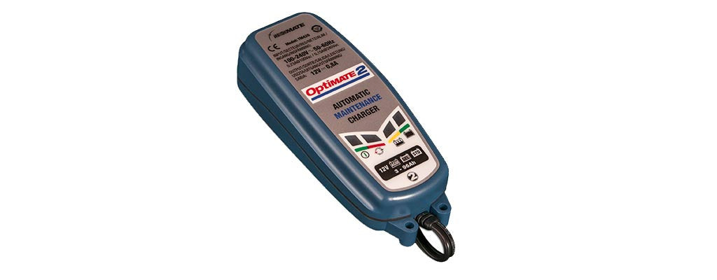 OptiMate 2 - Advanced 12V Battery Maintenance