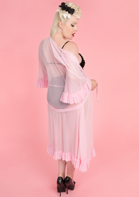 Veronica Robe - Baby Pink