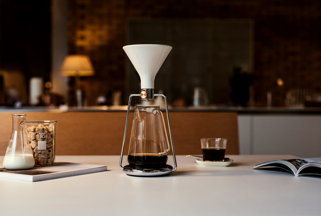 GINA smart coffee instrument will be shipped on December 15th