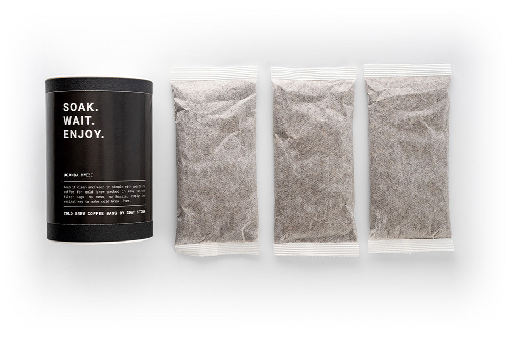 Cold Brew Kit Coffee Bags