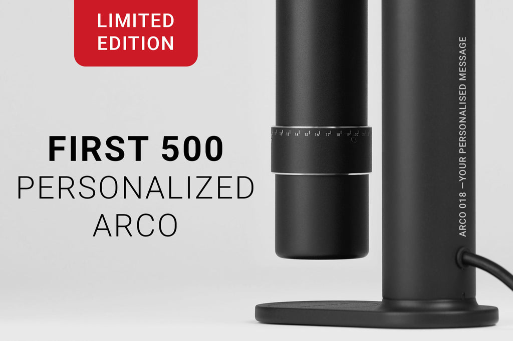 ARCO - limited edition customization