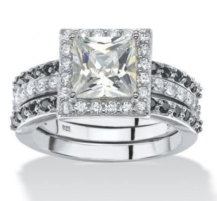 Ensemble de 2.64ct CZ