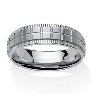 Jonc en stainless steel pour homme