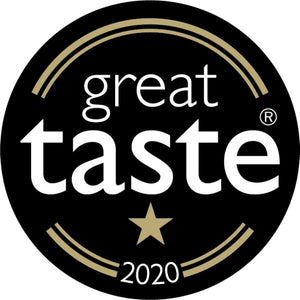 Gold star winners of The Great Taste Awards 2020