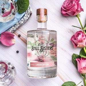 Still Sisters Rose & Hibiscus London Dry Gin