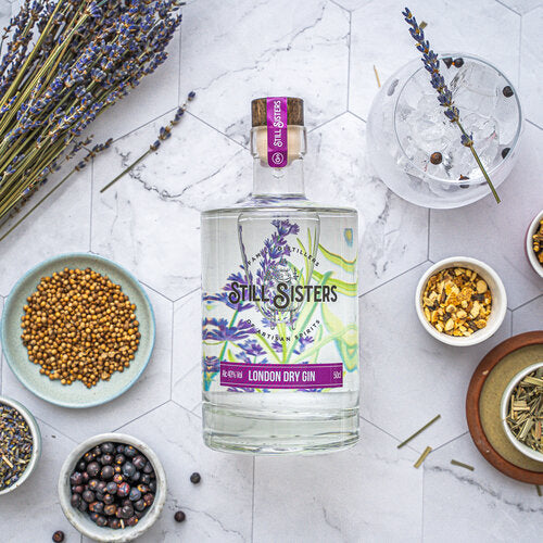 Still Sisters Lavender London Dry Gin