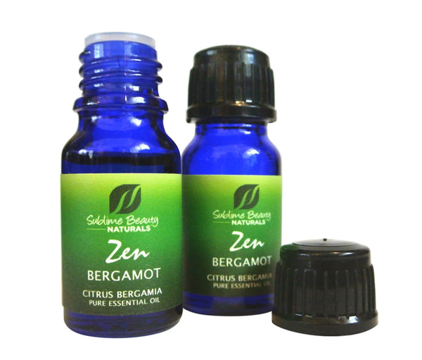 Refreshing, Uplifting Bergamot Essential Oil