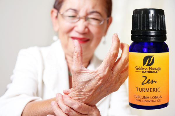 Turmeric Essential Oil and Arthritis