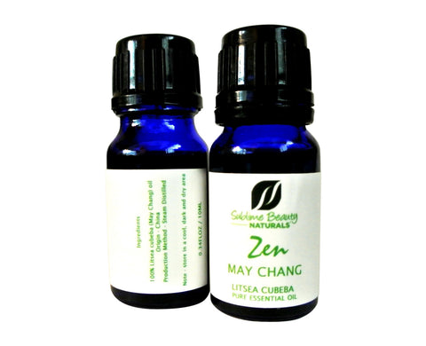 ZEN COLD & CONGESTION Essential Oil Blend