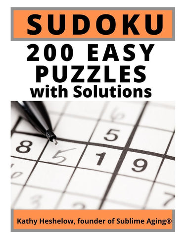 Sudoku Very Easy Level with Solutions