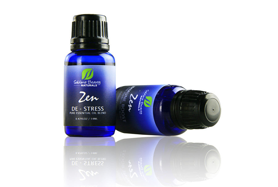 ZEN DE-STRESS Essential Oil Blend