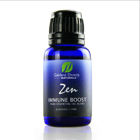 Zen PALMAROSA Essential Oil