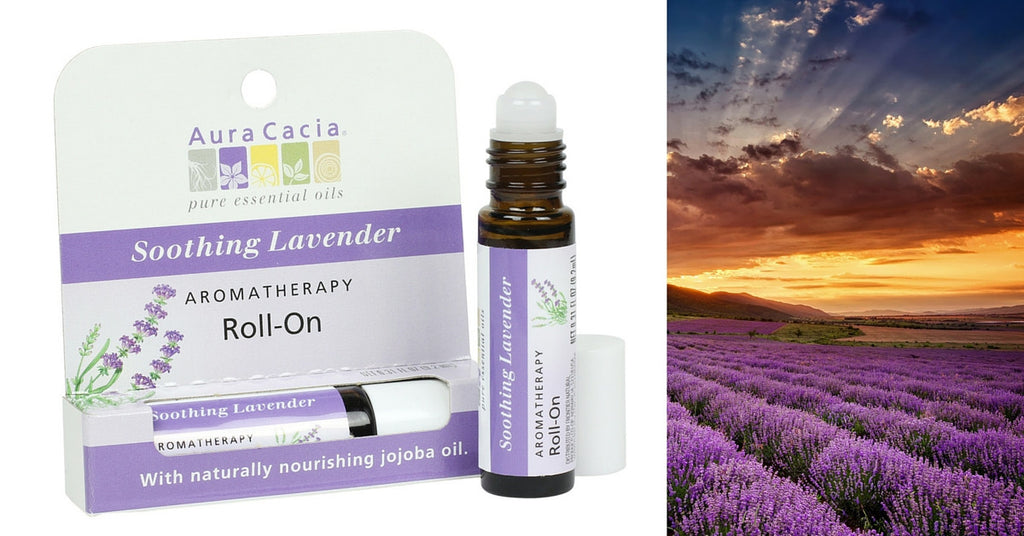 LAVENDER Roll On from Aura Cacia