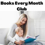 BOOKS EVERY MONTH CLUB Age 0-5