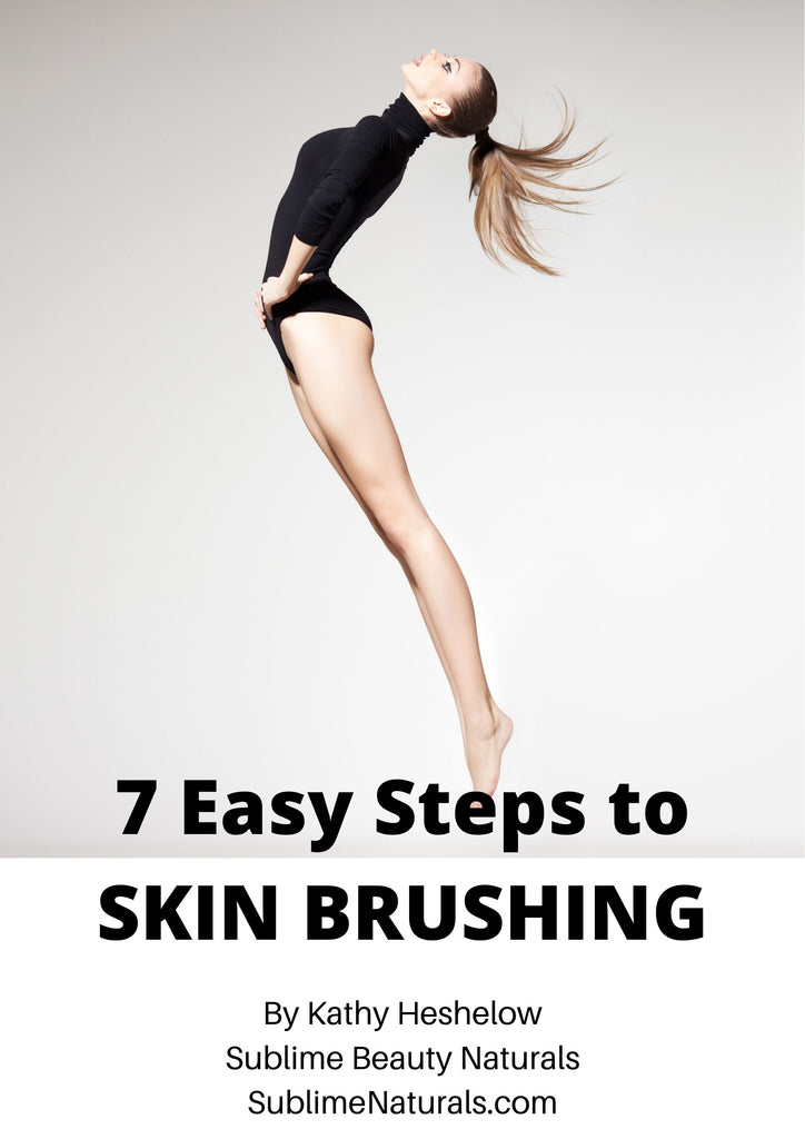 HOW TO Skin Brush in 7 EASY STEPS