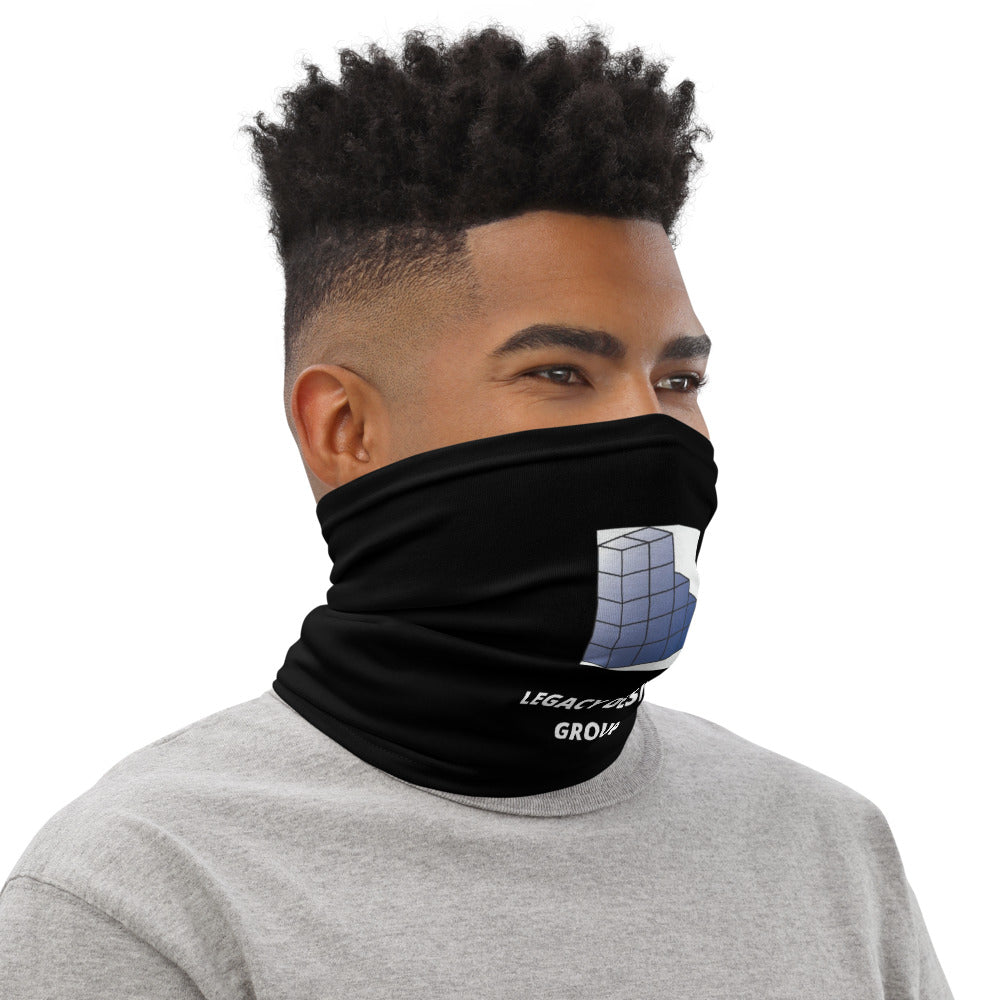 Neck Gaiter Legacy Design Custom