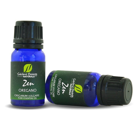 ZEN TURMERIC ESSENTIAL OIL